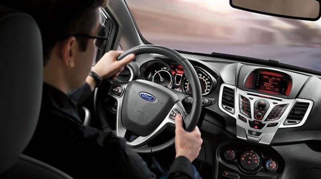 Ford Fiesta App in the App store