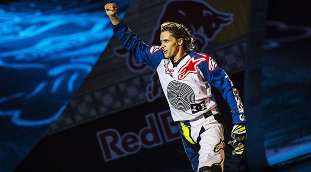 Red Bull X-Fighters World Tour 2016 - Madrid